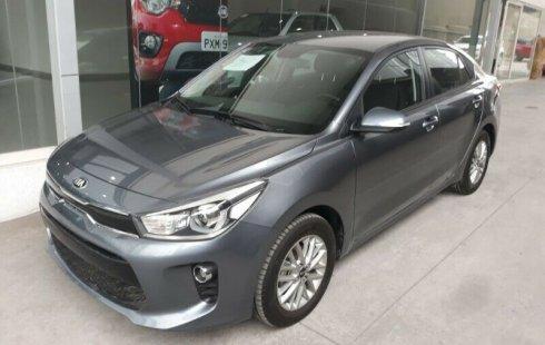 Kia Rio 2018 barato en Nuevo León