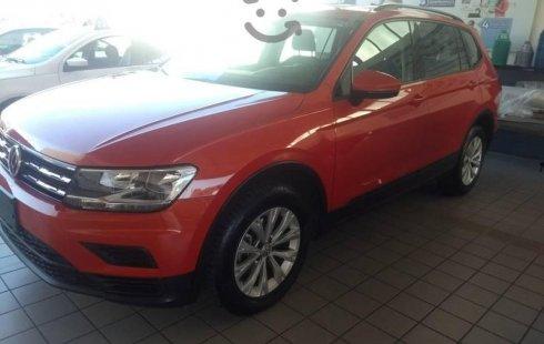 Volkswagen Tiguan 2018 barato en Guadalajara