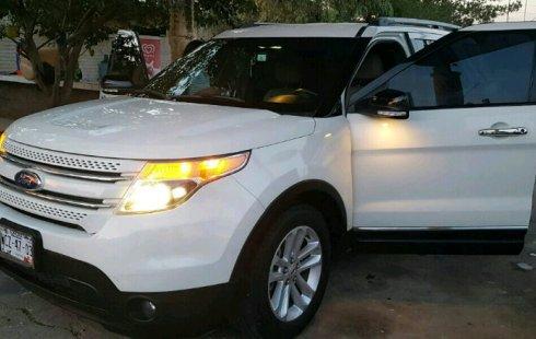 Urge!! En venta carro Ford Explorer 2012 de único propietario en excelente estado