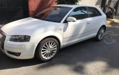 Quiero vender urgentemente mi auto Audi A3 2007 muy bien estado