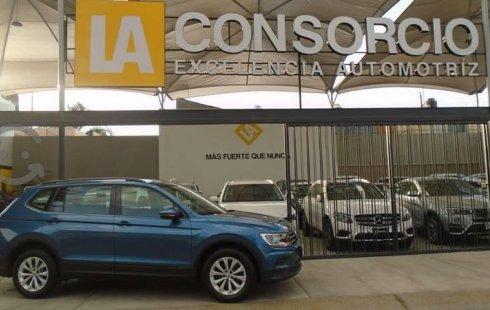SHOCK!! Un excelente Volkswagen Tiguan 2018, contacta para ser su dueño