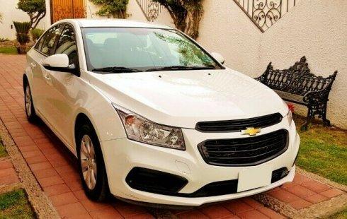 SHOCK!! Un excelente Chevrolet Cruze 2015, contacta para ser su dueño