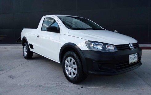 Volkswagen Saveiro 2015 usado en Aguascalientes
