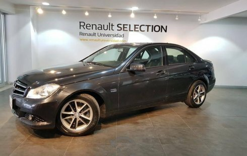 Mercedes-Benz Clase C 2012 usado