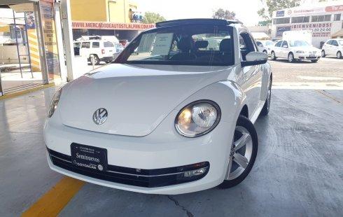Volkswagen Beetle 2015 usado en Coyoacán