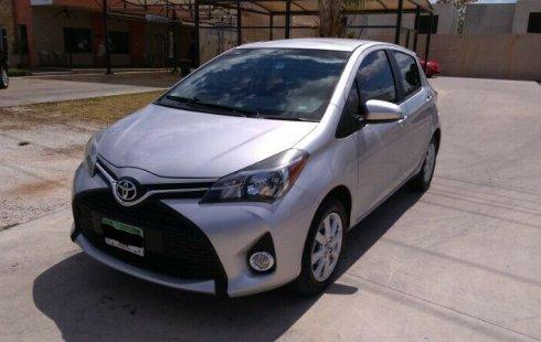 Llámame inmediatamente para poseer excelente un Toyota Yaris 2015 Automático