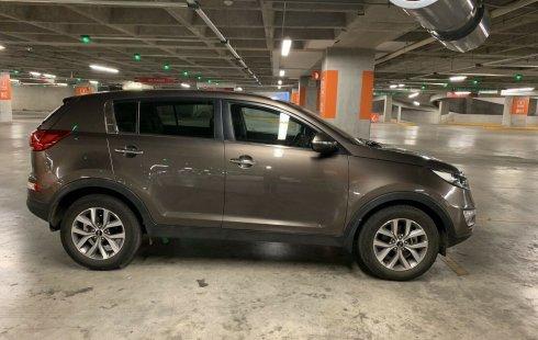 No te pierdas un excelente Kia Sportage 2016 Automático en Ciudad de México