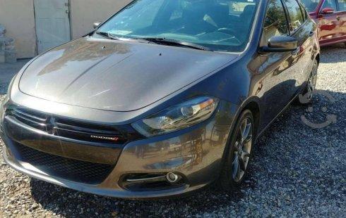 Quiero vender urgentemente mi auto Dodge Dart 2014 muy bien estado