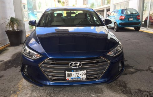 Hyundai Elantra 2.0 Limited Tech Navi At REMATE PUEBLA