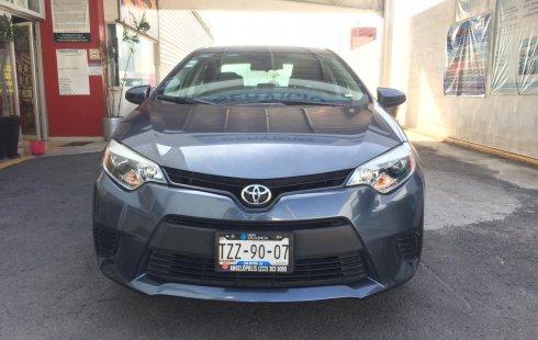Toyota Corolla 1.8 Base Mt REMATE PUEBLA