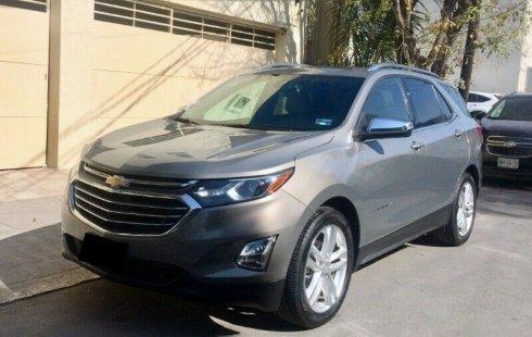 Vendo un carro Chevrolet Equinox 2018 excelente, llámama para verlo