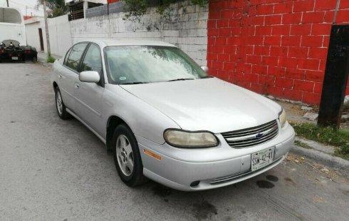 Chevrolet Malibu impecable en Nuevo León más barato imposible