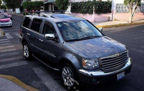 Se vende urgemente Chrysler Aspen 2008 Automático en Iztapalapa