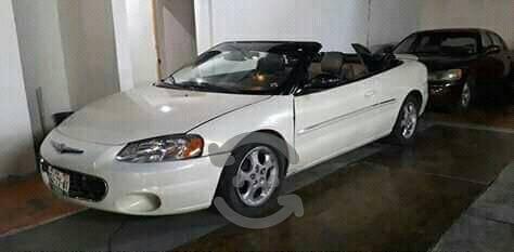 Quiero vender inmediatamente mi auto Chrysler Cirrus 2001 muy bien cuidado