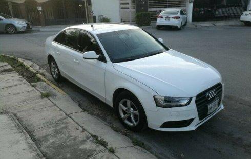 No te pierdas un excelente Audi A4 2013 Automático en Nuevo León