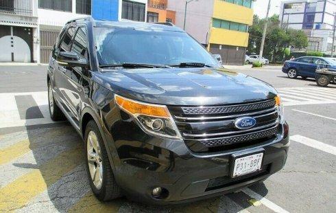 Vendo un carro Ford Explorer 2013 excelente, llámama para verlo
