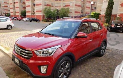 Quiero vender urgentemente mi auto Hyundai Creta 2017 muy bien estado