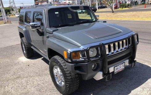 Quiero vender urgentemente mi auto Hummer H3 2008 muy bien estado