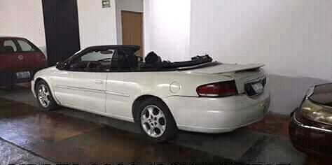 Urge!! Vendo excelente Chrysler Cirrus 2001 Manual en en Nuevo León