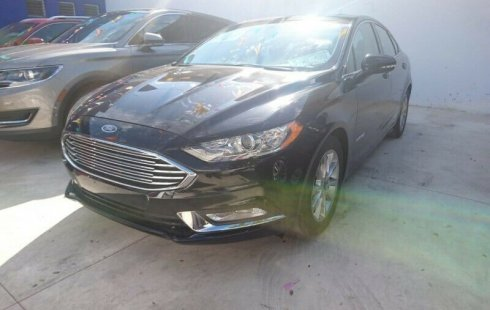 Ford Fusion precio muy asequible