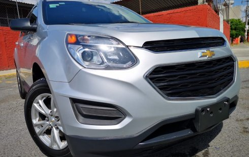 Se vende urgemente Chevrolet Equinox 2017 Automático en Puebla
