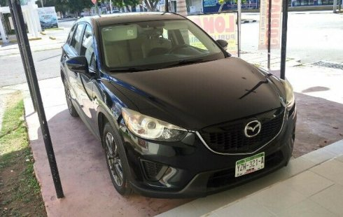 Pongo a la venta un Mazda CX-5 en excelente condicción