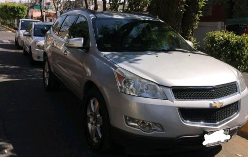 No te pierdas un excelente Chevrolet Traverse 2010 Automático en Azcapotzalco