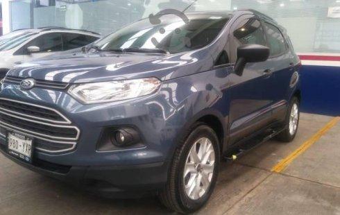 Ford EcoSport impecable en Cuauhtémoc