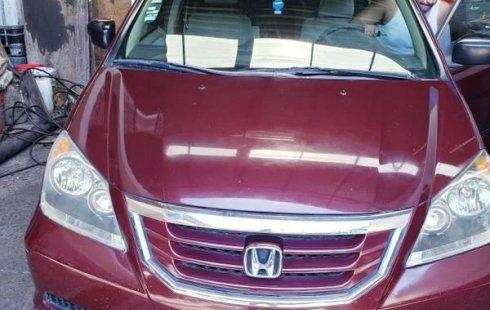 Auto usado Honda Odyssey 2010 a un precio increíblemente barato