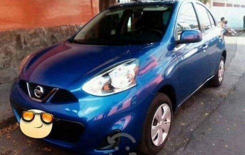 Nissan March impecable en Cuernavaca más barato imposible