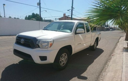 Se vende urgemente Toyota Tacoma 2015 Automático en Baja California
