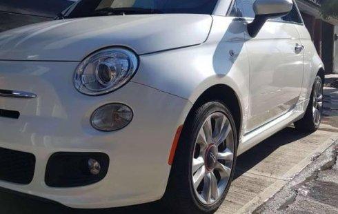 Quiero vender urgentemente mi auto Fiat 500 2015 muy bien estado