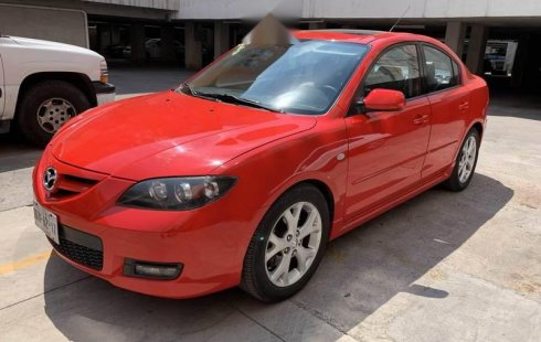 Me veo obligado vender mi carro Mazda 3 2007 por cuestiones económicas