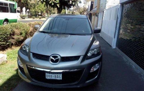 Tengo que vender mi querido Mazda CX-7 2012 en muy buena condición