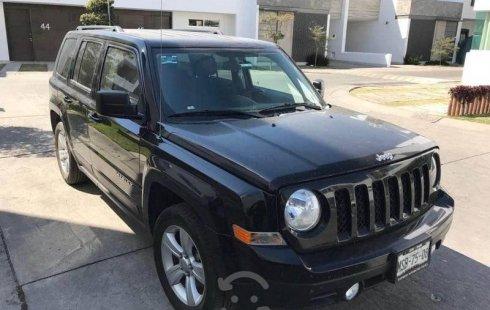 Quiero vender cuanto antes posible un Jeep Patriot 2014