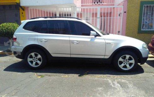 Quiero vender un BMW X3 usado