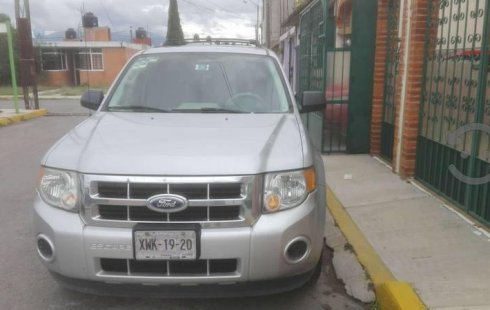Ford Escape impecable en Tlaxcala