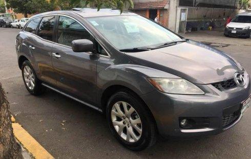 Vendo un Mazda CX-7 por cuestiones económicas
