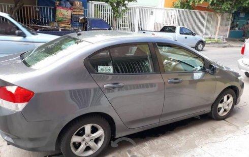 No te pierdas un excelente Honda City 2010 Manual en Guadalajara