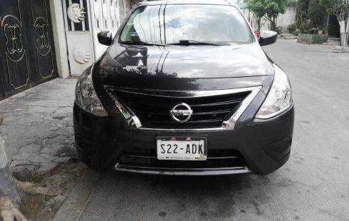 Nissan Versa 2015 Negro