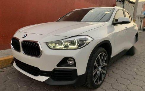 Un BMW X2 2019 impecable te está esperando