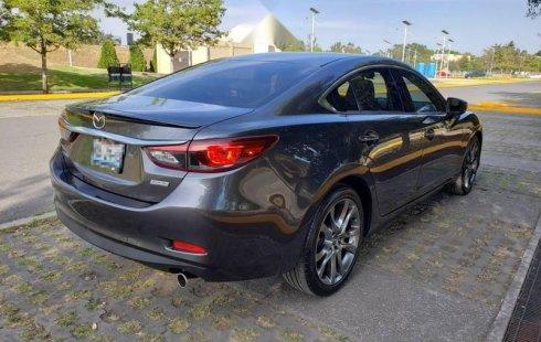 Urge!! En venta carro Mazda 6 2017 de único propietario en excelente estado