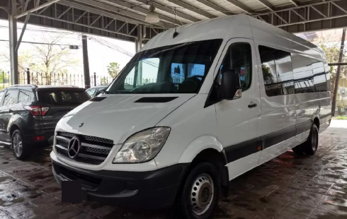 Mercedes Benz Sprint Cargo 15 pasajeros 2012
