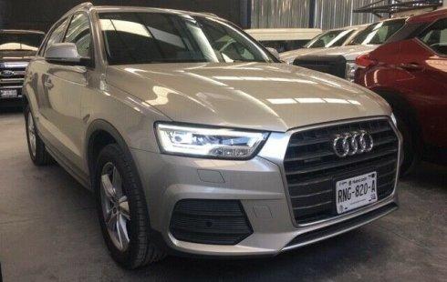 Audi Q3 2017 impecable