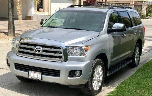 Toyota Sequoia Platinum 2015 Excelentes Condiciones