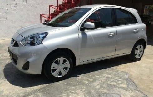 Nissan March 2019 impecable