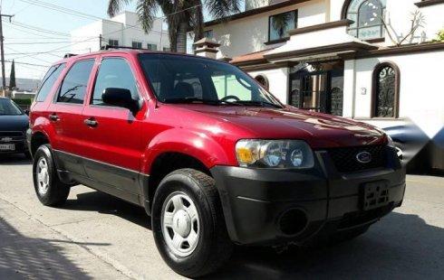 Ford Escape impecable en Irapuato más barato imposible