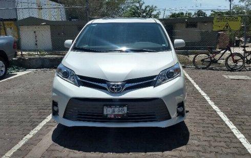 Toyota Sienna 2019 Colima