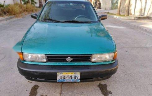 Tengo que vender mi querido Nissan Tsuru 1997 en muy buena condición