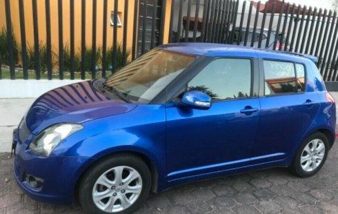 Quiero vender cuanto antes posible un Suzuki Swift 2010